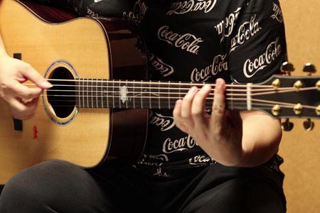 天空之城吉他谱 视频演示