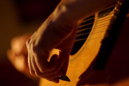 卡农吉他谱 视频教学